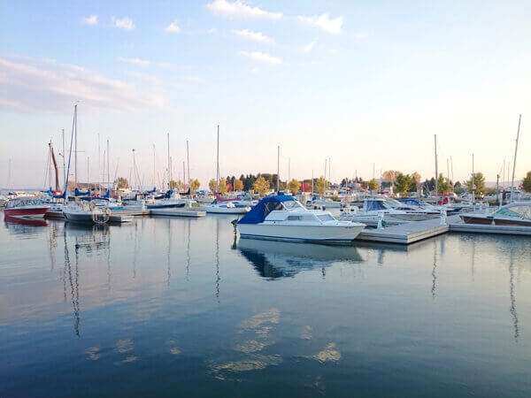 About Meaford Harbour and Marina - Real Estate Royal LePage