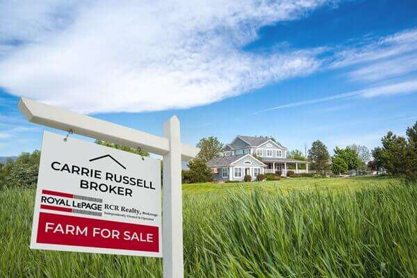 Farms for sale in Grey County